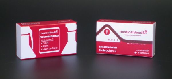 Medical Seeds Coleccion 2