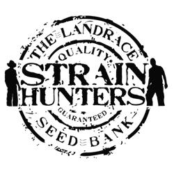 strain hunters seed bank logo