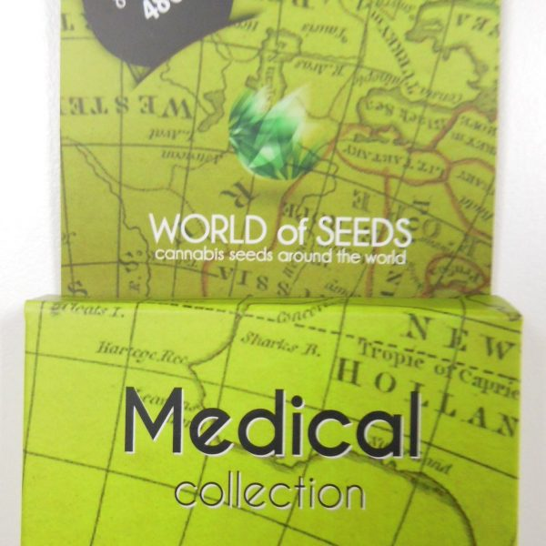 Medical Collection World of Seeds