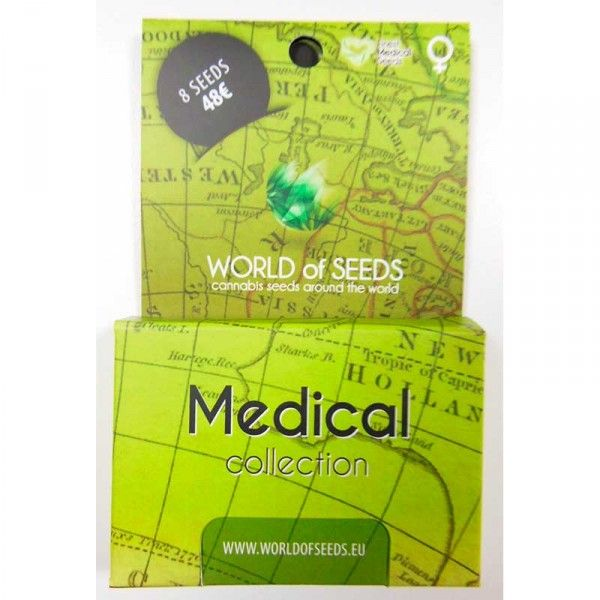 World of Seeds Medical Collection