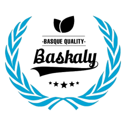 Baskaly Logo - Basque Quality