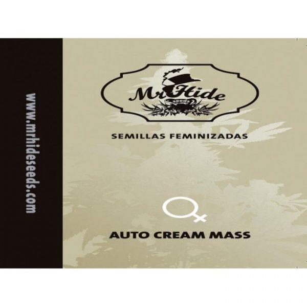 Auto Cream Mass Mr Hide Seeds