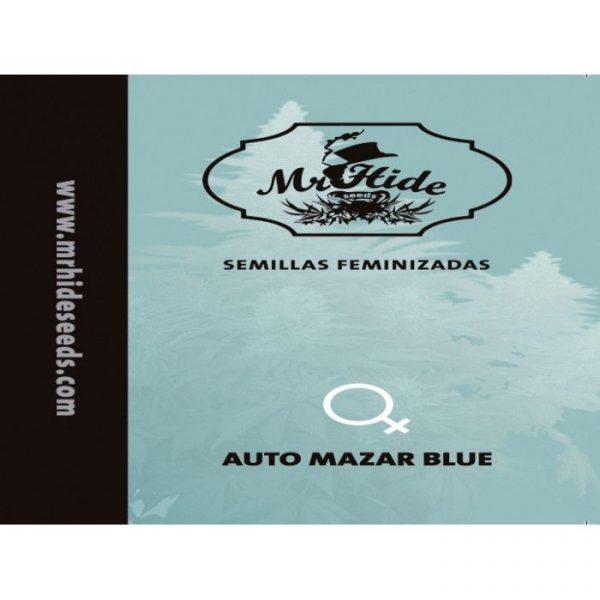 Auto Mazar Blue Mr Hide Seeds