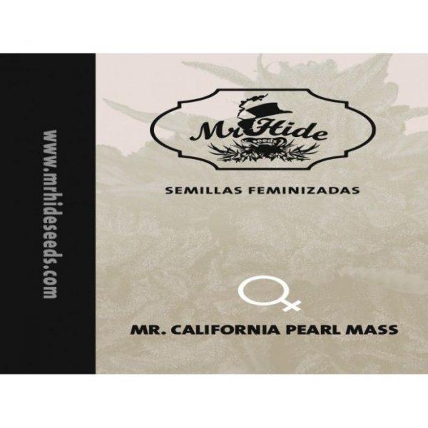 Mr. California Pearl Mr Hide Seeds