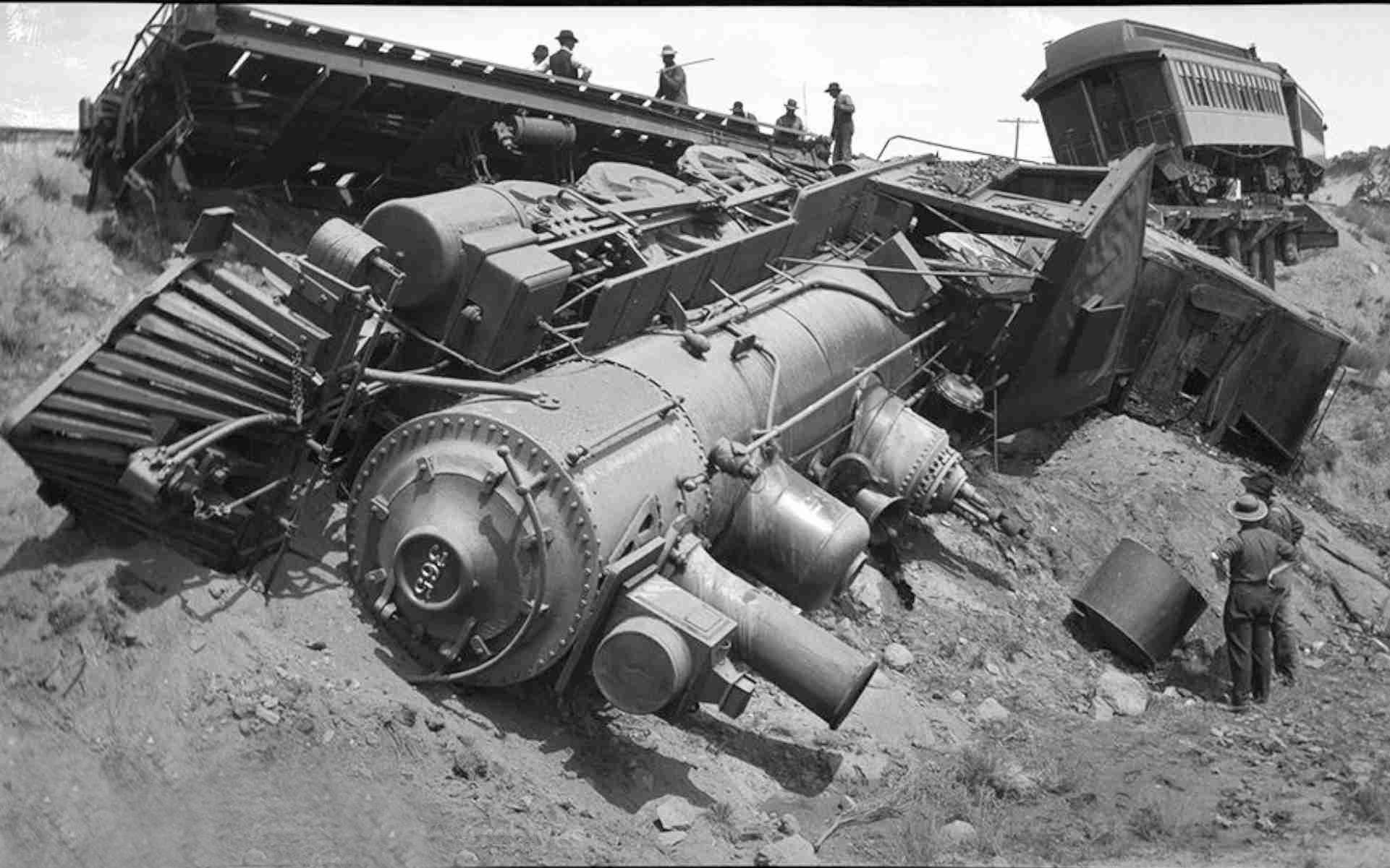 Trainwreck – moc rozpędzonego pociągu