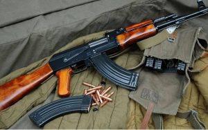 AK 47 – niezawodny klasyk