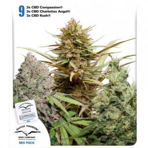 Dutch Passion CBD Feminized Mix