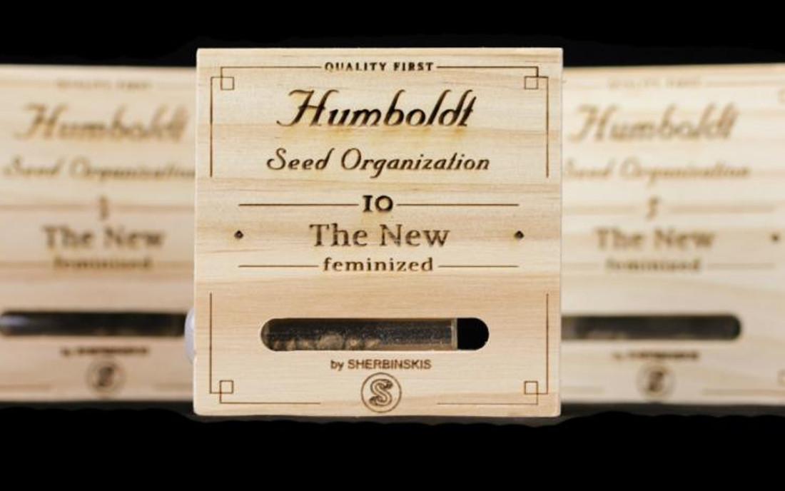Nasiona marihuany The New Humboldt Seeds