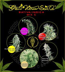 Green House Seeds MIx C